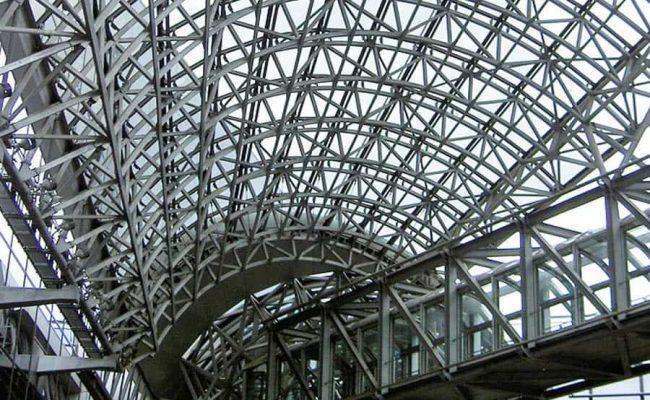Steel-Truss-Structures